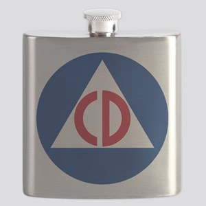Civil Defense Flask