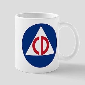 Civil Defense Mug