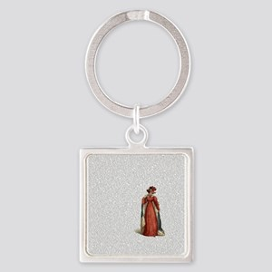 Pride and Prejudice Keychains