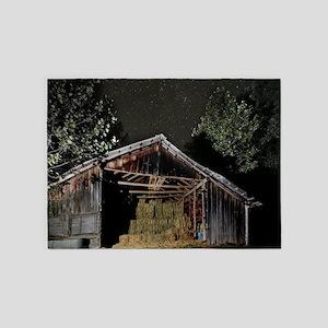 Starry Night 5'x7'Area Rug