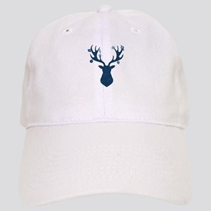 Mystical, Magical Christmas Deer Head Cap