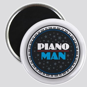 PIANO MAN Magnets