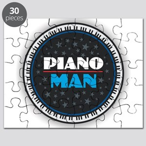 PIANO MAN Puzzle