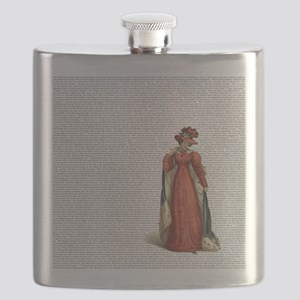 Pride and Prejudice Flask