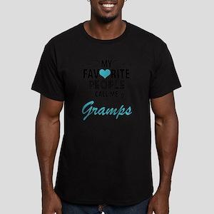 My Favorite People Call Me Gramps T-Shirt