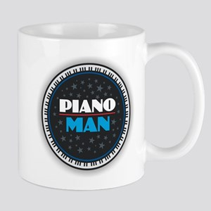 PIANO MAN Mugs