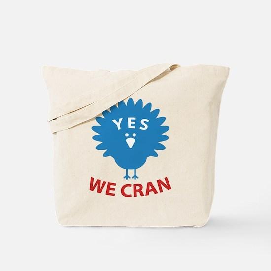 Yes We Cran Tote Bag