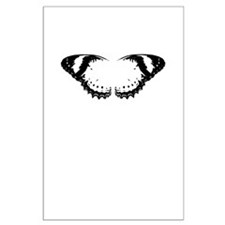 Tips of Butterfly Wings Poster