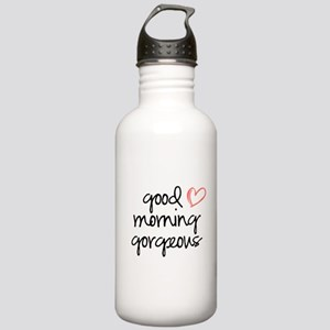 Good Morning Gorgeous Stainless Water Bottle 1.0L