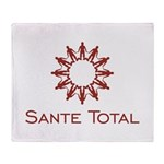 Sante Total Throw Blanket