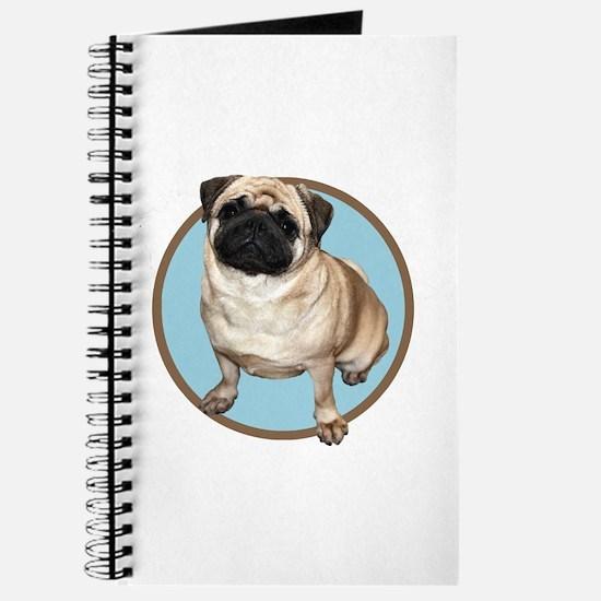 Unique Pug rescue Journal