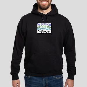 UNCC Hillel Color Sweatshirt