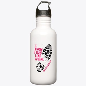 I Know I Run Like a Gi Stainless Water Bottle 1.0L
