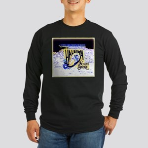 Haleiwa beach hawaii signs Long Sleeve T-Shirt