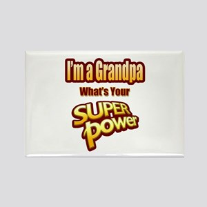 Super Power-Grandpa Magnets