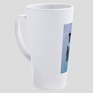 Team Hawaii Five-0 17 oz Latte Mug