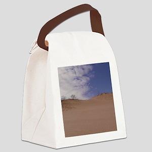 Sleeping Bear 2 Canvas Lunch Bag