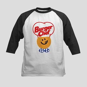 Burger Chef Kids Baseball Jersey