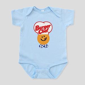 Burger Chef Infant Bodysuit
