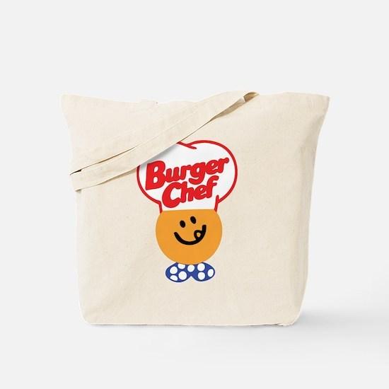 Burger Chef Tote Bag