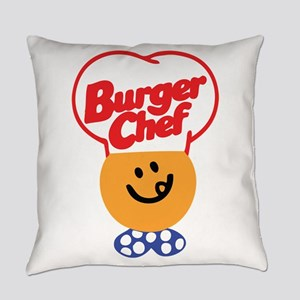 Burger Chef Everyday Pillow