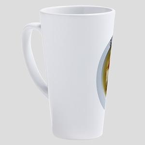 GOT BALLS? 17 oz Latte Mug