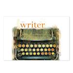 typewriterwriter Postcards (Package of 8)