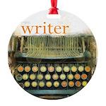 typewriterwriter Ornament