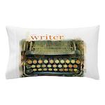 typewriterwriter Pillow Case