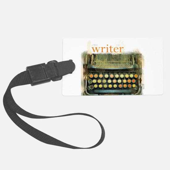 typewriterwriter.png Luggage Tag