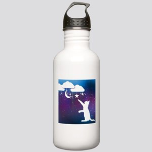 Star Kitty Stainless Water Bottle 1.0L