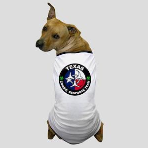 Texas ZRT White Dog T-Shirt