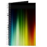 Journal Rainbow Flame