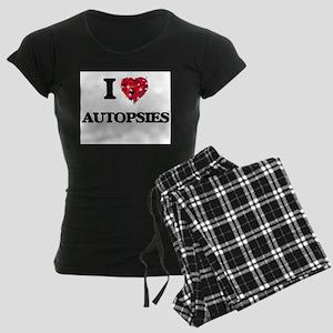 I Love Autopsies Pajamas