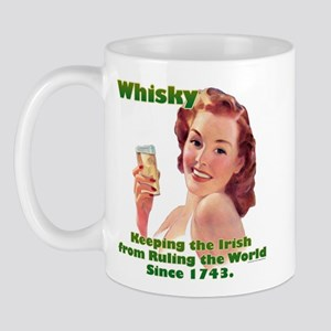 Irish Whisky Mug