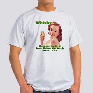 Irish Whisky Light T-Shirt