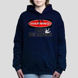 I love ASL Sweatshirt