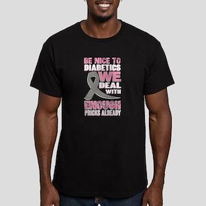 Diabetics Diabetes Awareness T Shirt T-Shirt