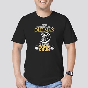 Old Man Wing Chun T Shirt T-Shirt