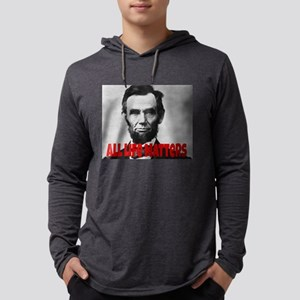 All Life Matters Long Sleeve T-Shirt
