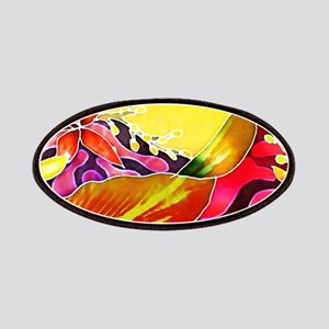 No. 005 Batik Art Asia Masterpiece Patch