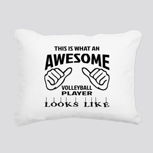 This is what an awesome Rectangular Canvas Pillow
