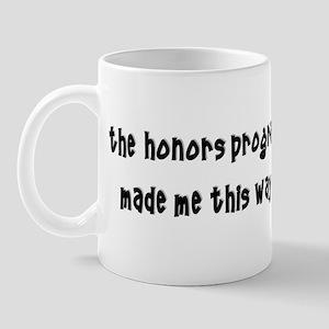 Honors Program Mug