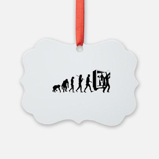 Mover Evolution Ornament