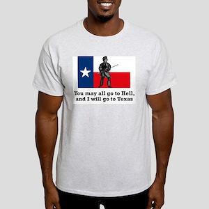 Crockett Quote T-Shirt