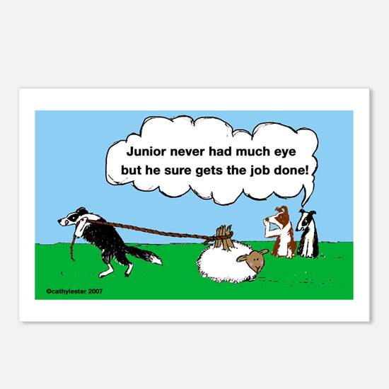 Junior Herds Postcards (Package of 8)