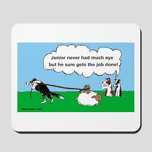 Junior Herds Mousepad