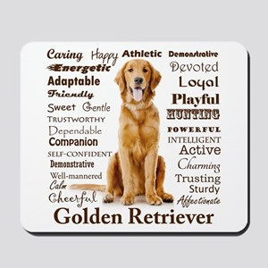 Golden Traits Mousepad
