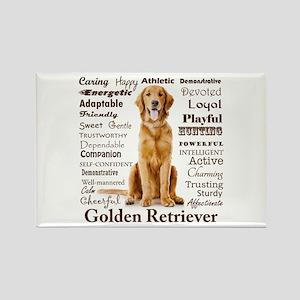 Golden Traits Magnets