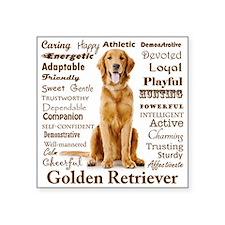 Golden Traits Sticker